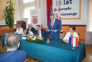 """Podpisanie umowy na realizację projektu """"Rozwój cyfrowy usług publicznych w Gminie Pokrzywnica"""""""