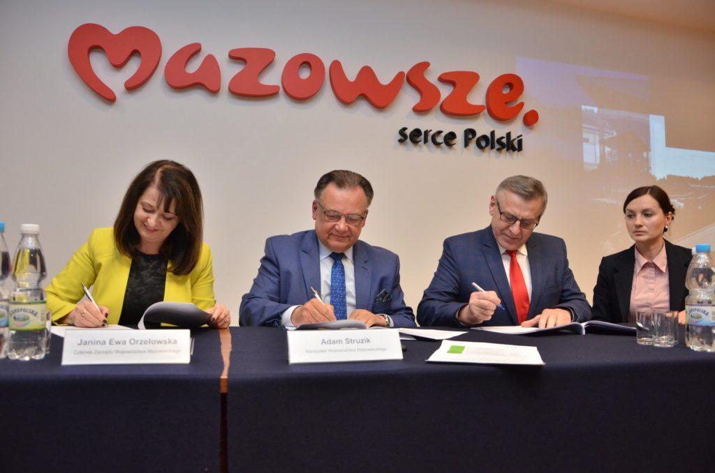 Przebudowa drogi gminnej nr 340317W we wsi Łępice