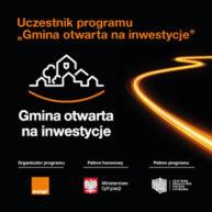 """Gmina Pokrzywnica uczestnikiem programu """"Gmina otwarta na inwestycje"""""""