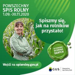 artykuł Spis rolny 2020