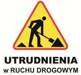 Utrudnienia w ruchu drogowym w miejscowości Łosewo